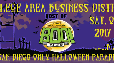 Spotlight Will Be In This Years BOO PARADE!
